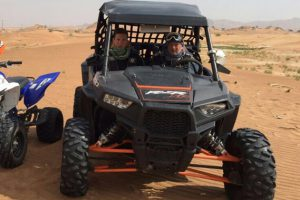 Quad ATV Buggy Tour & Rental Doha Qatar